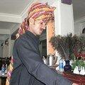 Les hommes au Ratjasthan