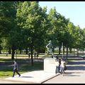 Statue de Paavo Nurmi