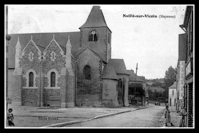 Nuillé-sur-Vicoin