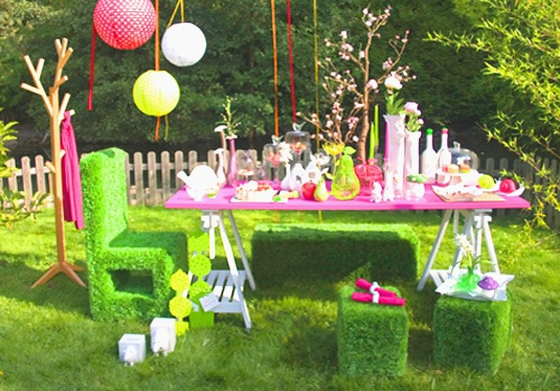Am nagement du jardin deco a gogo for Decoration jardin printemps