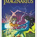 Présentation du roman jeunesse imaginarius