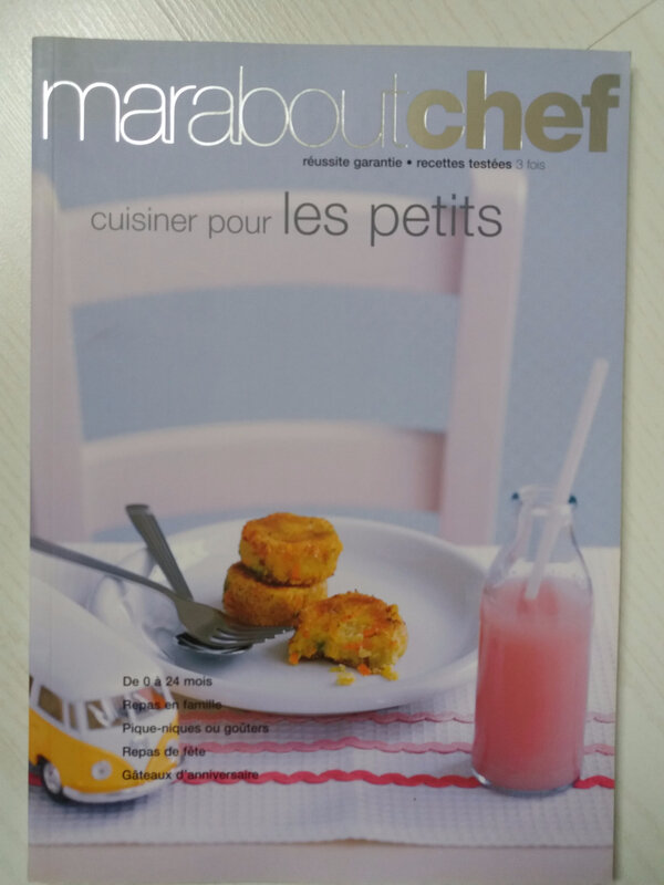 Marabout chef