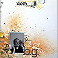 B.g. (pour beau gosse !) + carte