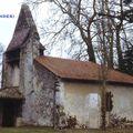 église de Lubbon (Landes)