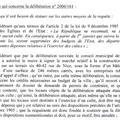 """La """"mosquée"""" d'alfortville construite et occupée illégalement (jugement du tribunal administratif du 08 avril 2010)"""