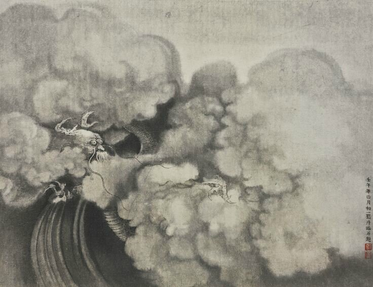 Liu Dan, Dragon after Chen Rong, 2002