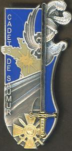 12_RCA_insigne_Cadets_Saumur