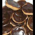 Sablés pralinés chocolatés