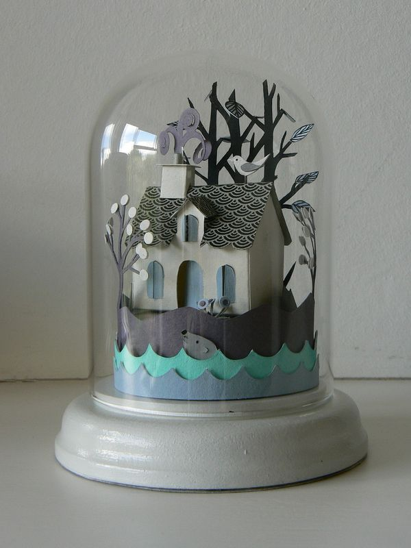 Island_Cottage_Glass_Dome