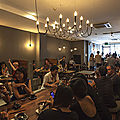 Penny university, café-bar