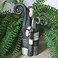 Céramiques raku