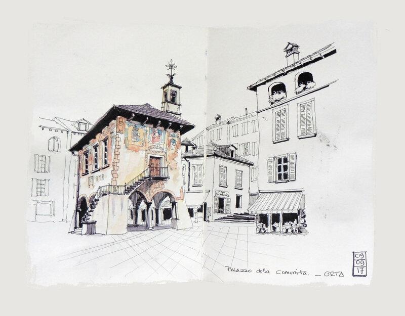 Orta palais