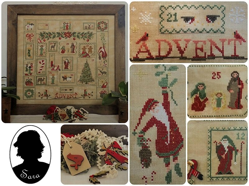 advent sampler