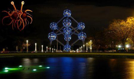 Bruxelles_Atomium