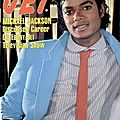 Michael discusses carrer on ebony/jet television show - jet 25 avril 1983