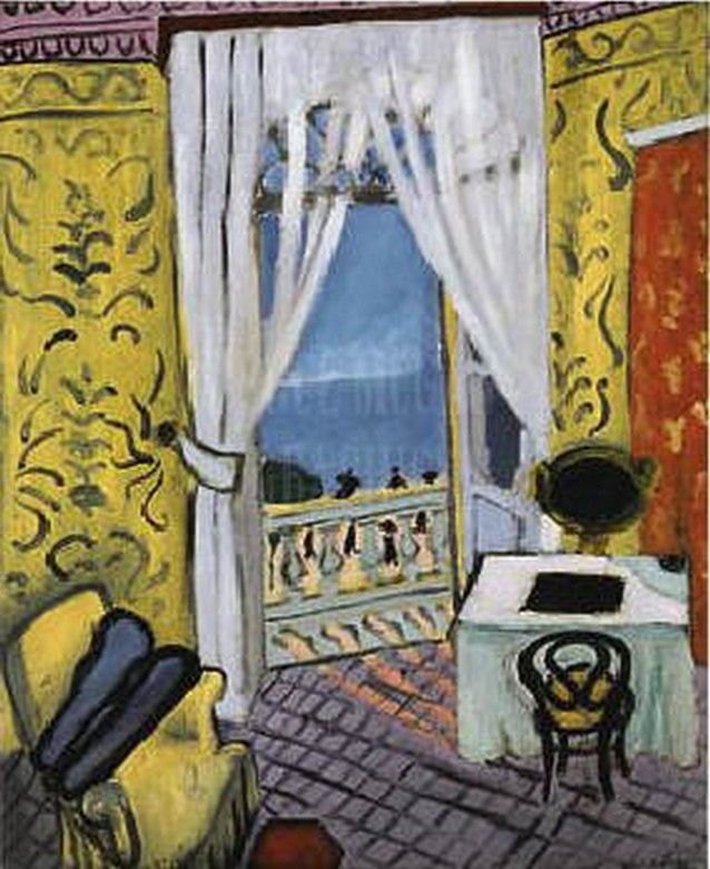 484 matisse 1 blogart for Henri matisse fenetre ouverte