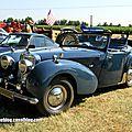 Triumph 1800/2000 roadster (6ème fête autorétro étang d' ohnenheim)