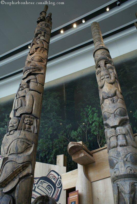 musée totems