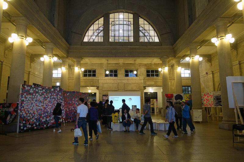 Seoul Station 284 hall