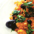 Salade de carottes tunisienne
