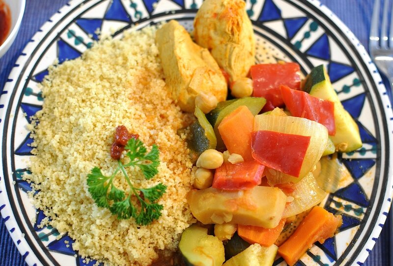 Couscous WW1
