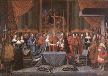 Louis_XIV_wedding_Auteur_Laumosnier_D