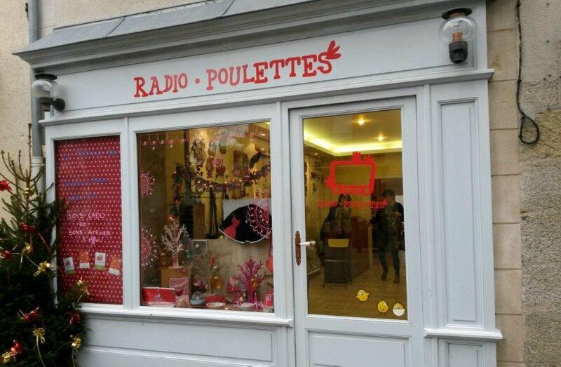 radio poulette
