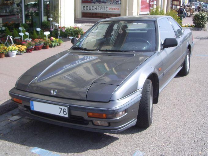 Honda Prelude 4ws 2 0 16 1988 1991 Autos Crois 233 Es