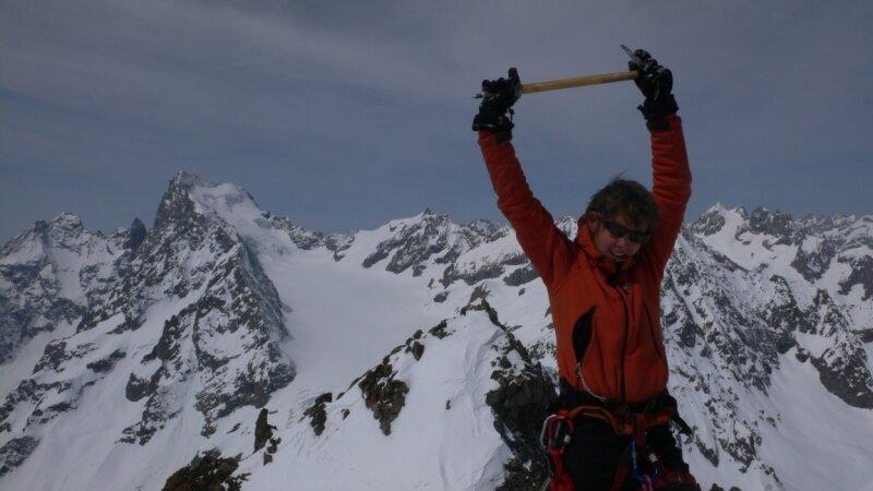 Alpinisme en Oisans