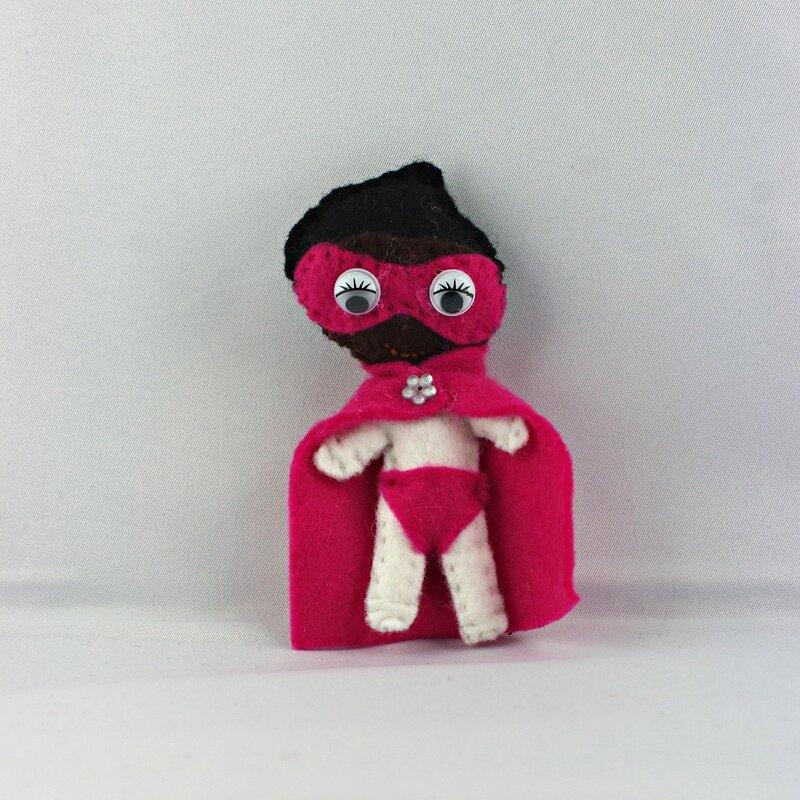 Mini-héros (3)