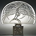 Exhibition features wide range of art deco works by french master rené lalique