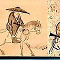 Issa kobayashi / 小林 一茶 (1763 – 1827) : « première cigale… »