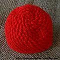 Calendrier de l'avent #2 bonnet en taille universelle - le tuto ! {the serial crocheteuses #198 }