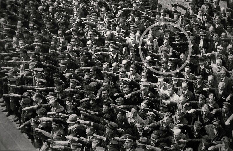 August-Landmesser-Hambourg-1936