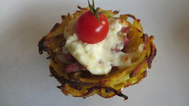 Nid de pommes de terre (2)