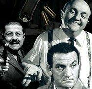 les tontons flingueurs - Georges Lautner - 1963