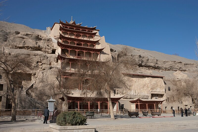 Getty Museum to present major exhibition of cave paintings of Dunhuang, China