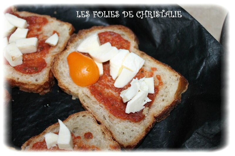 Tartines canard 1