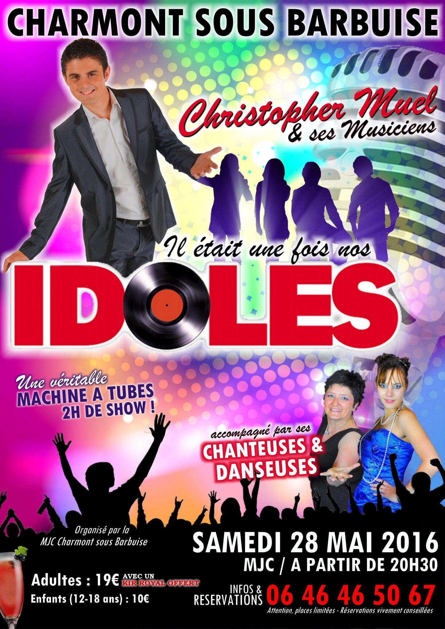 Christopher et les idoles