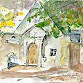 La chapelle st martin