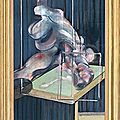 Francis bacon's two figures to be sold by biographer and curator michael peppiatt