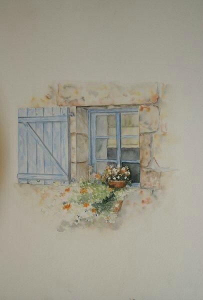 Fenêtre du Guerno