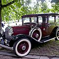 PLYMOUTH PA Deluxe 4door Sedan 1931 Baden Baden (1)