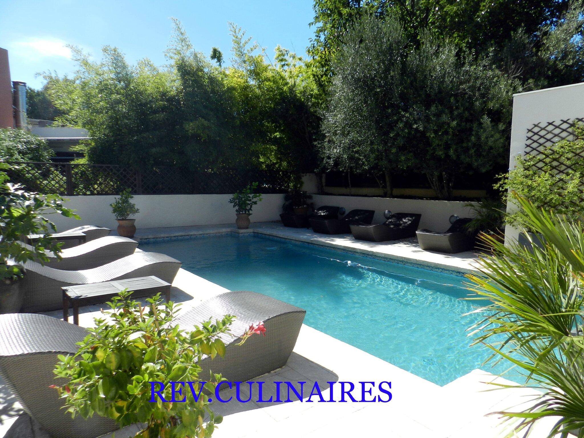 Le jardin des sens jacques et laurent pourcel et olivier for Jardin olivier
