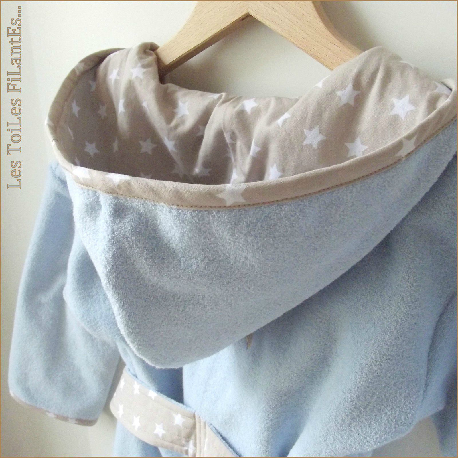 Robe de chambre tous les messages sur robe de chambre for Peignoir de bain fille
