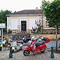 5è balade en Périgord du Vespa-Club Bergerac Périgord