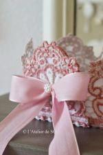 couronne-shabby rose a