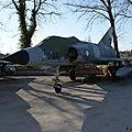 Musée Aéronautique d'Orange: France - Air Force: Dassault Mirage IIIE: 3-XL: MSN 495.