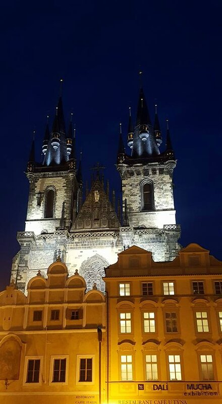 prague by night 5