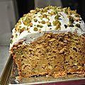 Carrot cake (diététique)